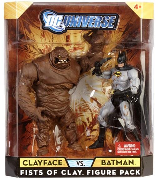 ClayfaceVBatman