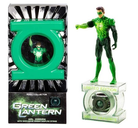 Mattel: Green Lantern Movie Nuevo-1