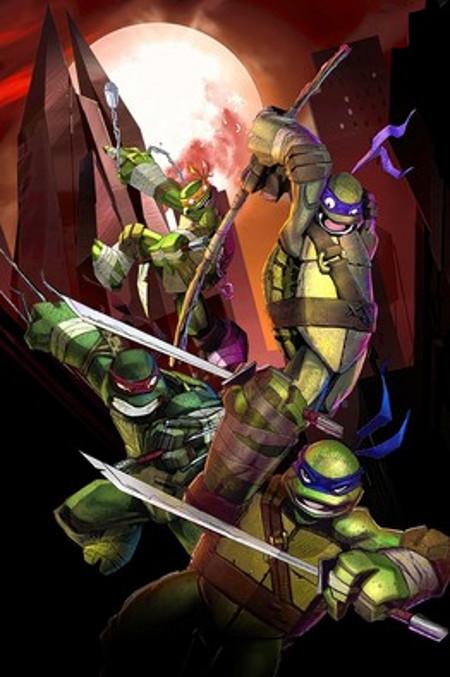 Las Tortugas Ninjas -  nueva serie animada Nick-tmnt