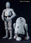 C-3PO y R2-D2 01